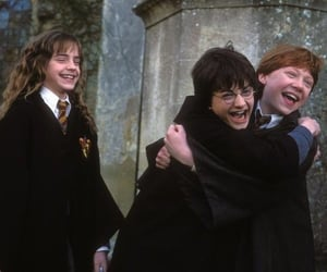 harry potter, movie, and friends image
