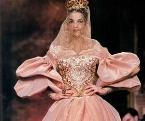 Christian Lacroix, vintage, and haute couture image