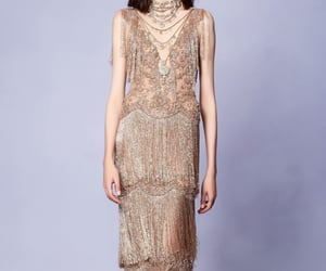 dress, expensive, and haute couture image