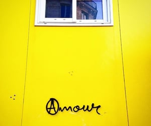 amour, facade, and french image