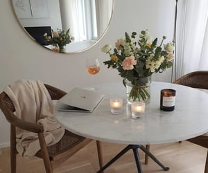 candles, cozy, and weheartit image