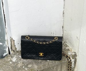 bag, chanel, and luxe image