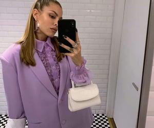 elegance, fashionista, and glam image