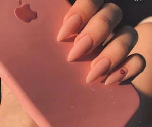 fingers, nails, and hand image