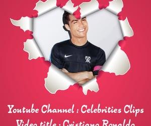 cristiano ronaldo, video, and youtube image