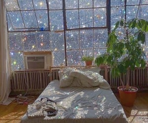 bed and aesthetic image