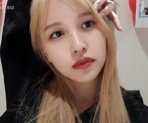 blonde, kpop, and live image
