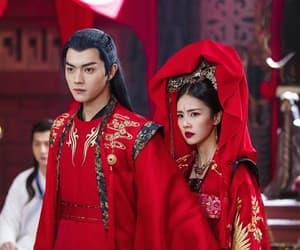 xu kai, zhao yao, and bai lu image