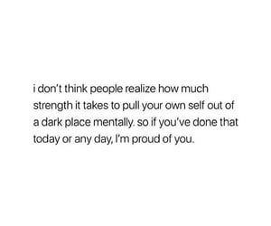 black and white, mental health, and motivation image