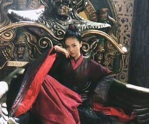 bai lu, 白鹿, and zhao yao image