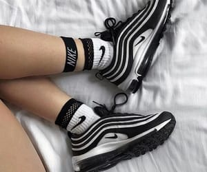 shoes and nike shoes image