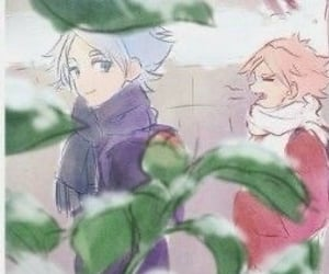 shirou fubuki, shawn frost, and aiden frost image