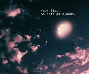 clouds, poem, and writer image