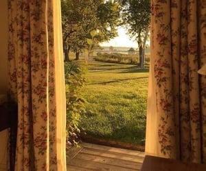 calmness, nature, and sun image