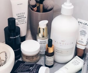 cosmetic, cream, and lotion image