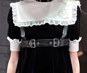 black, catwalk, and égirl image