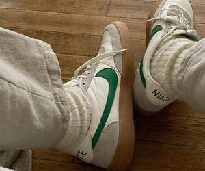 aesthetic, beige, and green image