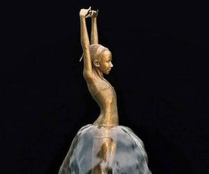 arte, belleza, and escultura image