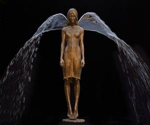 agua, escultura, and malgorzata chodakowska image