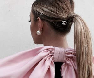 chanel, colors, and earring image