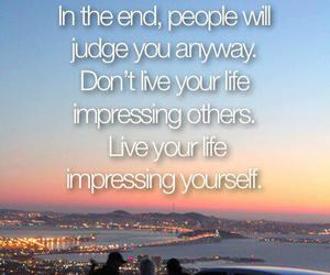 life, live your life, and people image