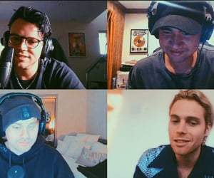 boys, 5sos, and calm image