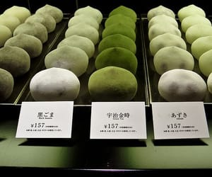 food, green, and japanese image