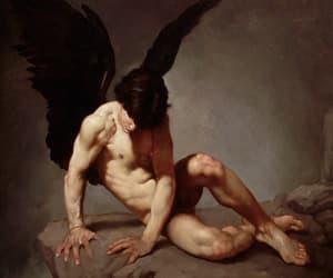 article, dark, and poem image