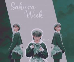 gif, kpop, and sakura image
