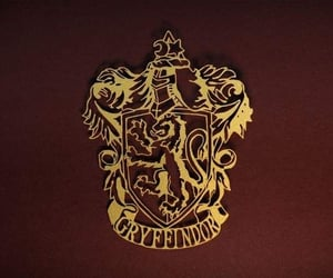 brave, harry potter, and house image