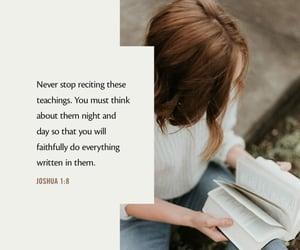 bible, god, and bible verse image