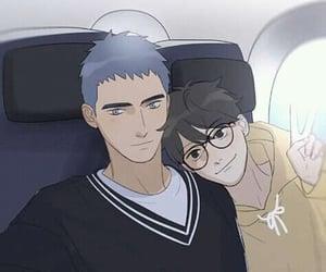 bl, Boys Love, and yu yang image