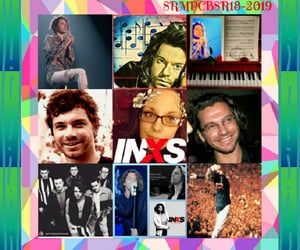 fan, fans, and INXS image