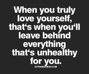 inspiration, love quotes, and extramadness image