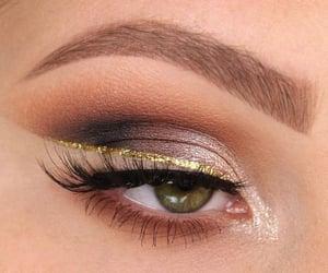 aesthetic, cosmetics, and eyeshadow image