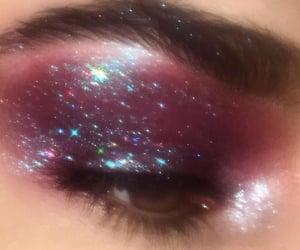 beauty, eyeshadow, and aesthetic image