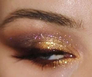 makeup, aesthetic, and eyeliner image