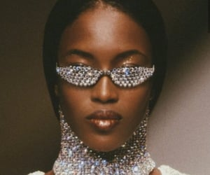 90's, Naomi Campbell, and fashion image