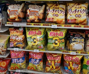 japanese, snack, and snacks image