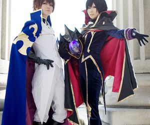 cosplay, code, and geass image