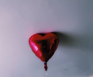 balloon, valentines, and love image