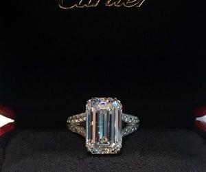 aesthetics, cartier, and diamond image