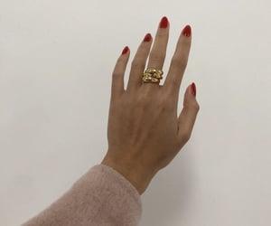 aesthetics, alternative, and gold image