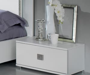 bedside table, nightstand, and cheap nightstands image