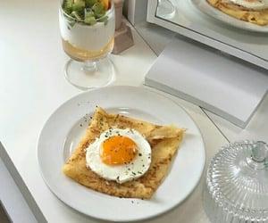 aesthetic, breakfast, and dessert image