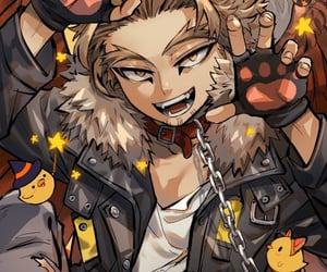 comic, hawks, and hero image