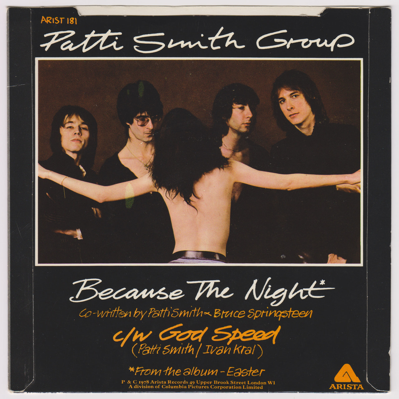 Classic Rock History: Because the Night on We Heart It