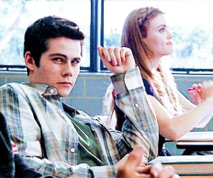 gif and teen wolf image