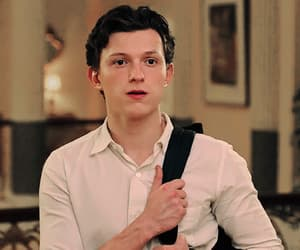 gif, tom holland, and thomas stanley holland image