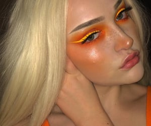colorful, colors, and makeup image